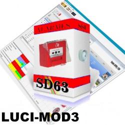 LUCI-MOD3