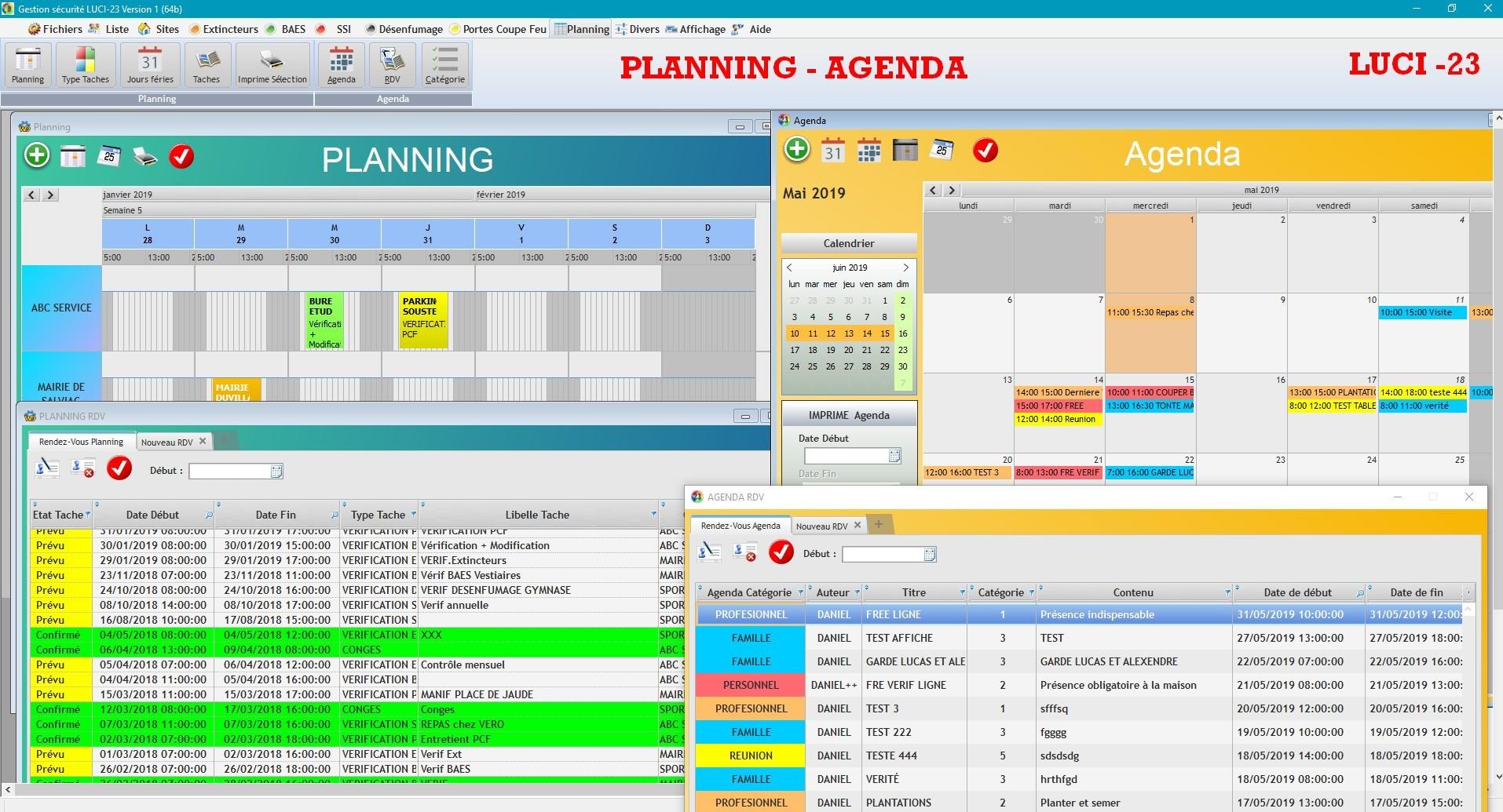 Planning-Agenda